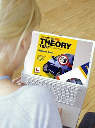 theory test fail